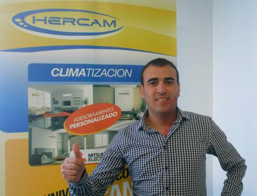 «La formación, la comunicación y el trabajo en equipo son las claves de Hercam»