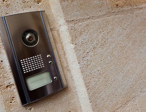 Instalación profesional vídeo portero en Valencia