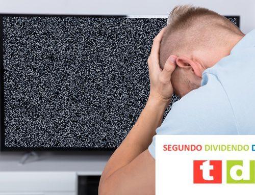 ¿Has dejado de ver todos los canales de televisión?